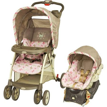 Baby Trend Venture Travel System Victoria With Bonus