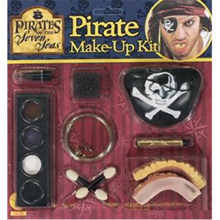Pirate Makeup Kit