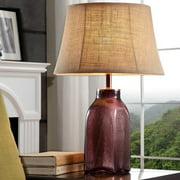 Mason Glass Table Lamp
