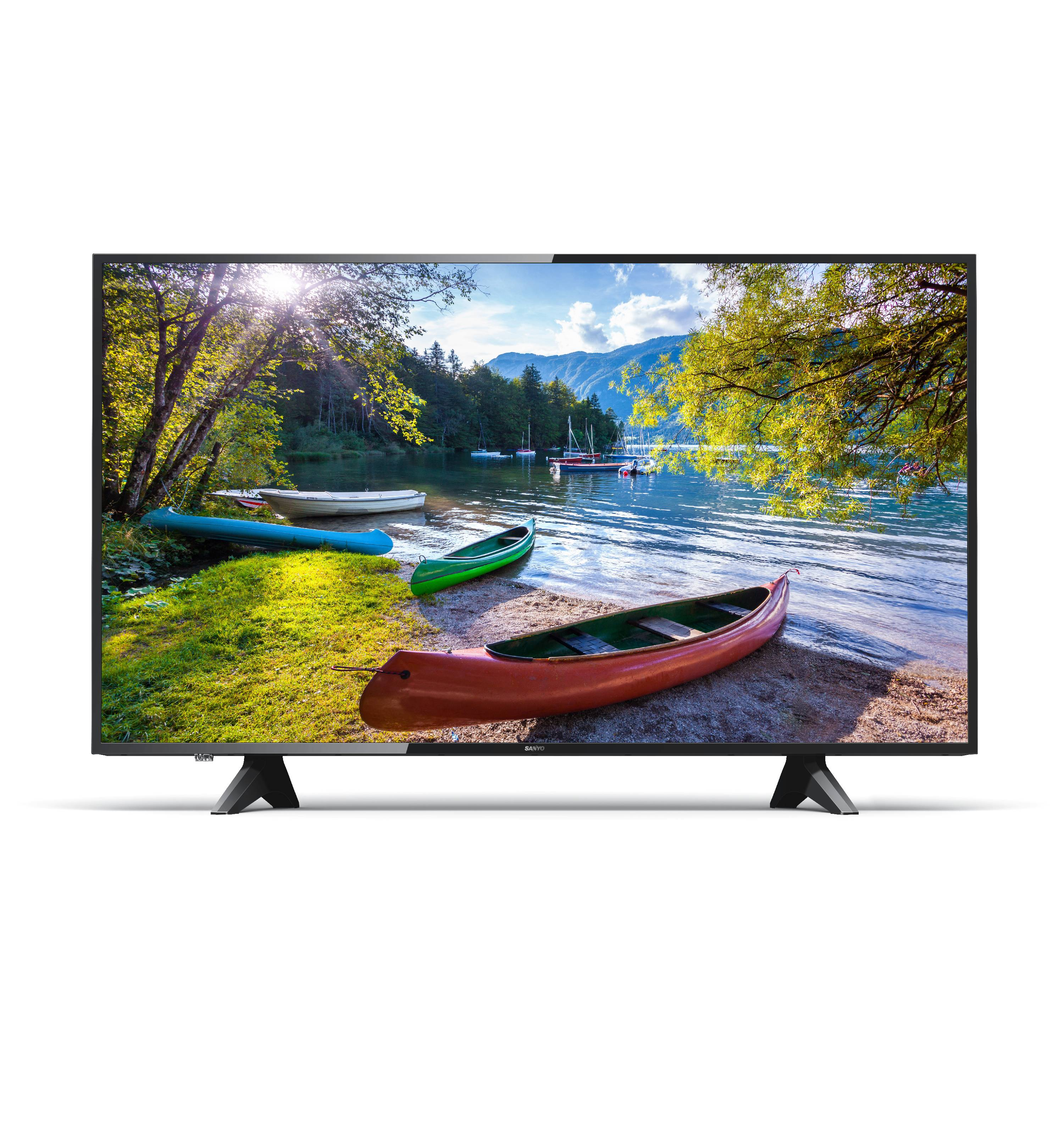 "Sanyo 40"" Class 2K (1080P) LED TV (FW40D48F) by Sanyo"