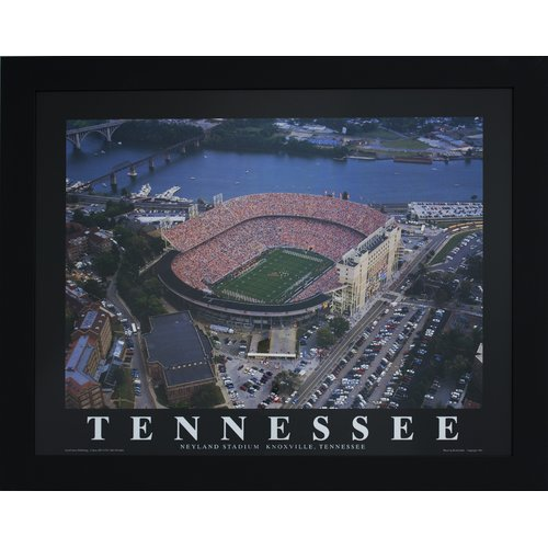 Decor Therapy Tennessee Football Framed Photographic Print