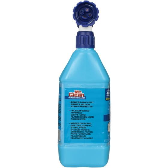 Mr Clean' Outdoor Cleaner 64 fl oz Jug Walmart