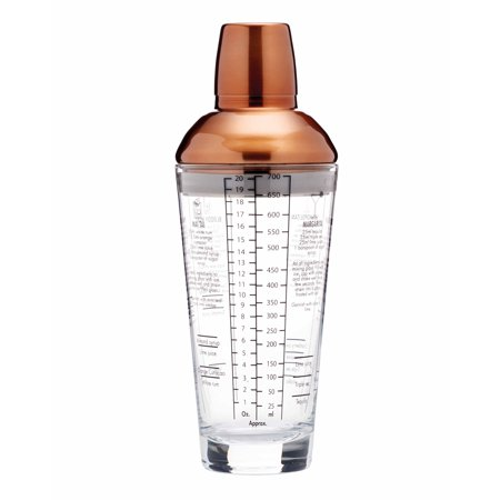 Barcraft 650ml Boston Design Copper Cocktail Shaker