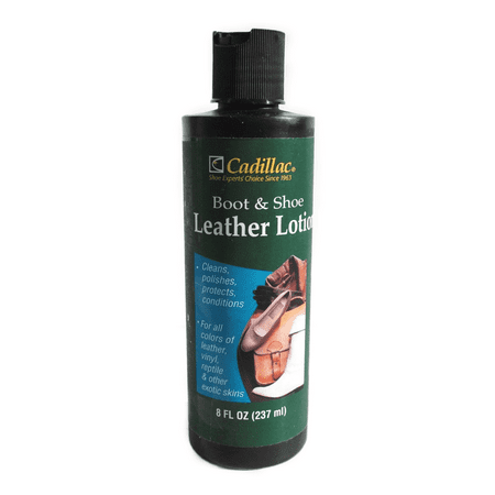 Cadillac Boot & Shoe Care Leather Conditioner