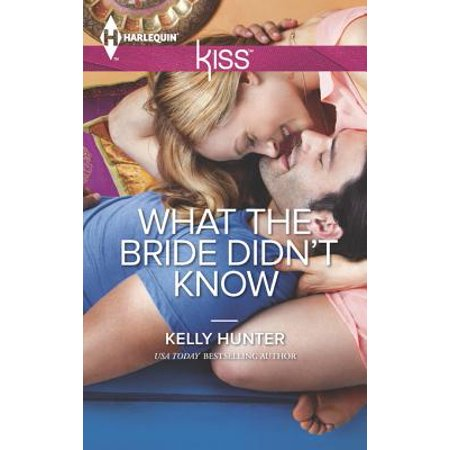 What the Bride Didn't Know - eBook (Who Knows The Bride Best Game)
