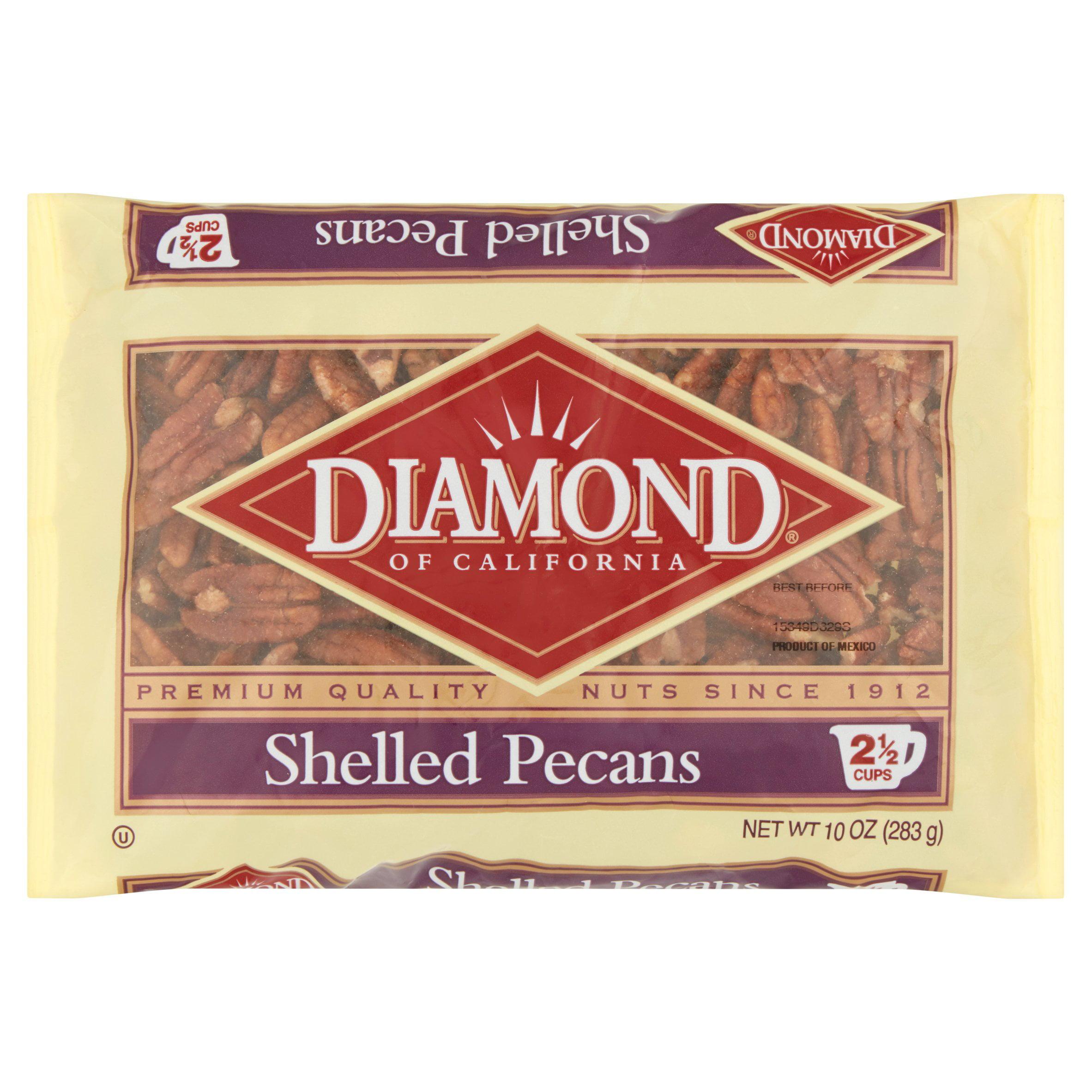 Diamond Pecan Halves, 10.0 OZ by Diamond Foods, Inc.