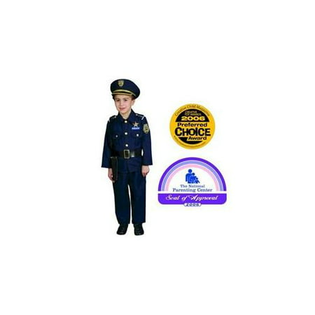 Kids Award Winning Police Officer Costume