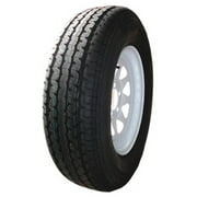 Sutong Hi-Run Boat Trailer 5.30-12 6-Ply Tire with 12X4 4-4 Wheel