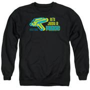 Quogs Just A Phase Mens Crewneck Sweatshirt