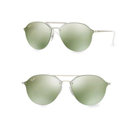 - 62MM Iconic Aviator Sunglasses