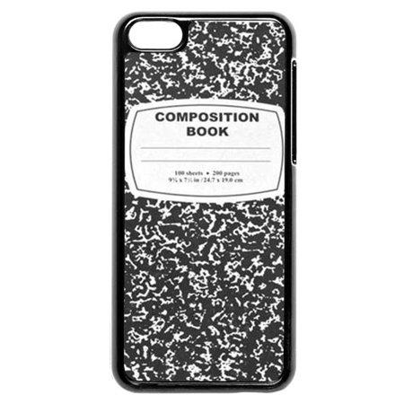 d71ca1252 Composition Notebook iPhone 5c Case - Walmart.com