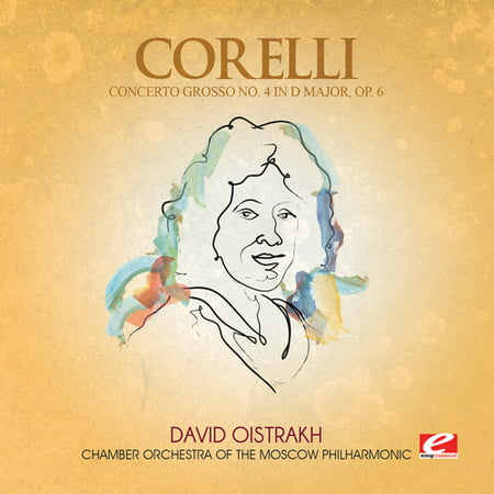 Concerto Grosso 4 D Major (CD) (EP)