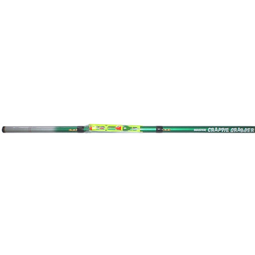 Master Telescopic Crappie Pole with Line Bobber