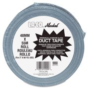 "Duct Tape. 2"" X 60yd, Silver Gray"
