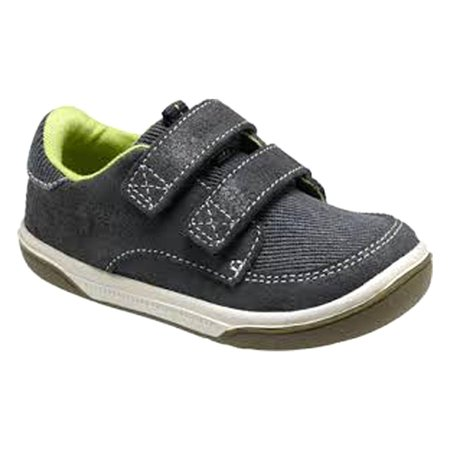 Stride Rite Zach Sneaker Shoes (Toddler) Grey 5 M
