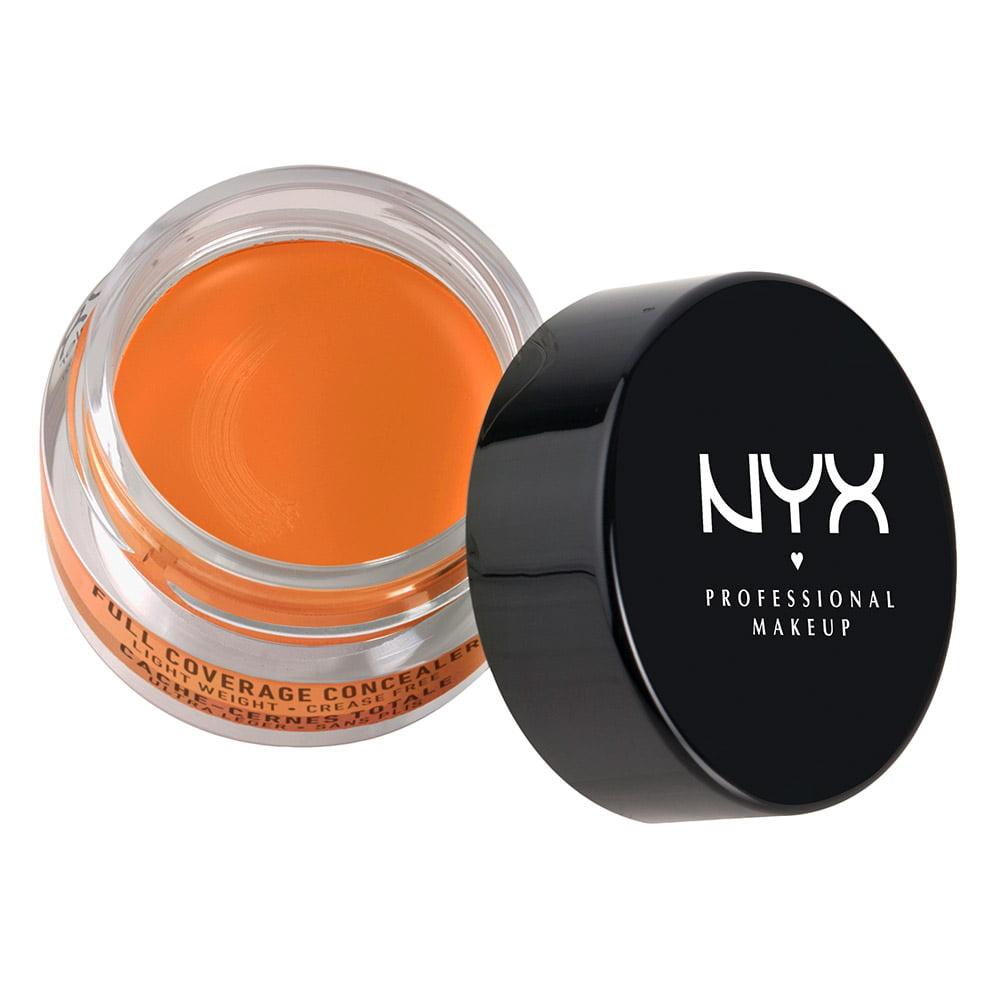 Nyx Professional Makeup Concealer Jar, Orange by Nyx Professional Makeup