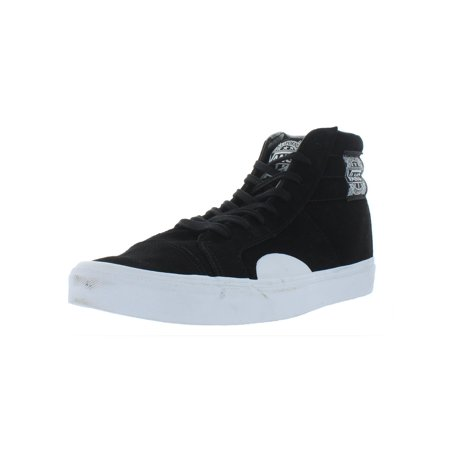 Vans Mens Style 238 Suede High Top Skate Shoes (High Top Vand)