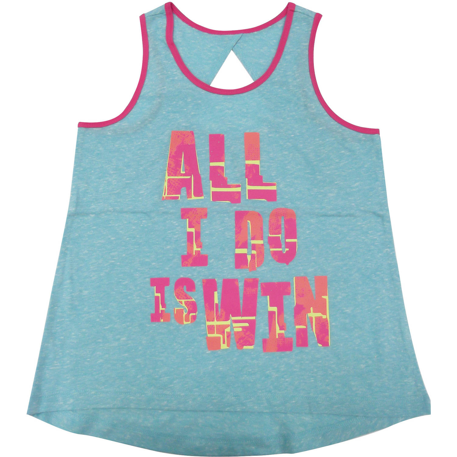Danskin Now Girls' Graphic Tank Top