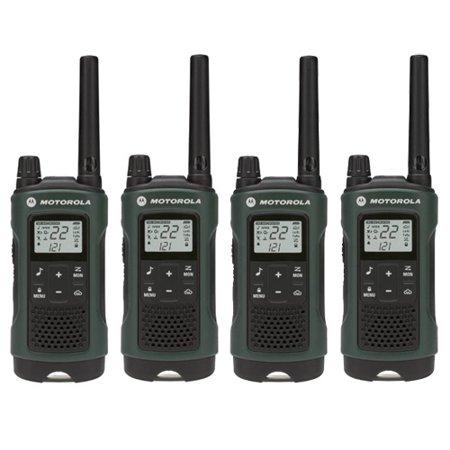 Motorola T465 (4 Pack) Two Way Radio (Two Way Radio Motorola)
