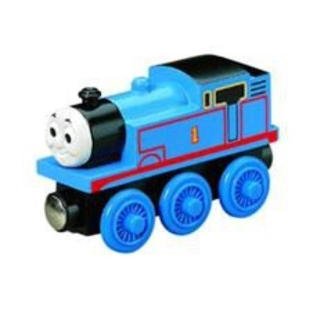 Thomas and Friends Wooden Railway - Thomas the Tank Engine, Made from Real Wood By Learning Curve