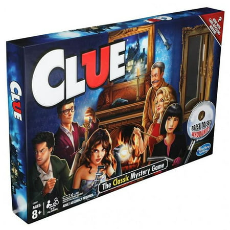 Clue Board Game Halloween Costumes (Clue Game)