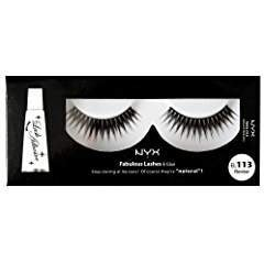 - NYX Fabulous Eye Lashes  Review  0.544 Ounce