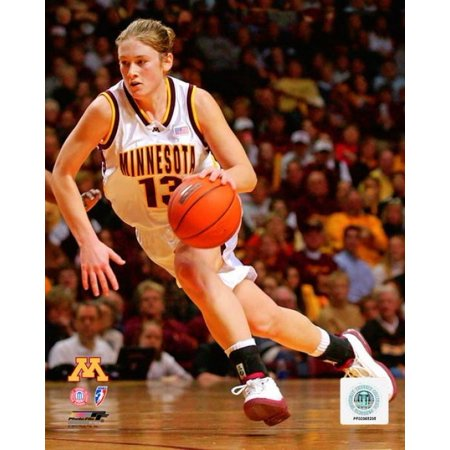 Lindsey Whalen University of Golden Gophers 2004 Action Photo -