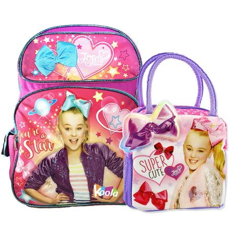 Jojo Siwa Dream Crazy Big School Backpack 16