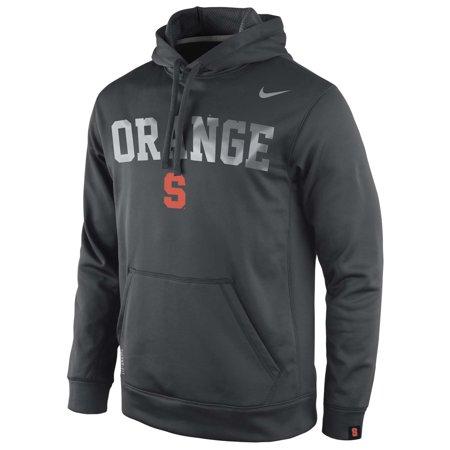 Nike Syracuse Orange Platinum Ko Hooded Sweatshirt