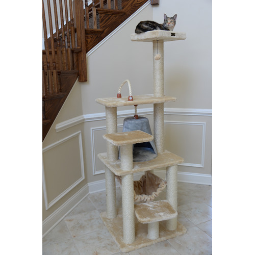 Armarkat 65'' Classic Cat Tree by Armarkat