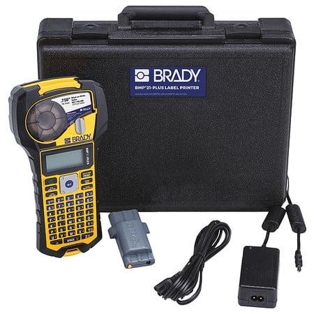 Brady BMP21-PLUS-KIT1 BMP21 Portable Label Printer Kit