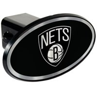 Brooklyn Nets Oval Car Hitch Cover