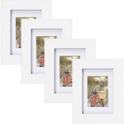Mainstays Museum Picture Frame, White (Multiple Sizes)