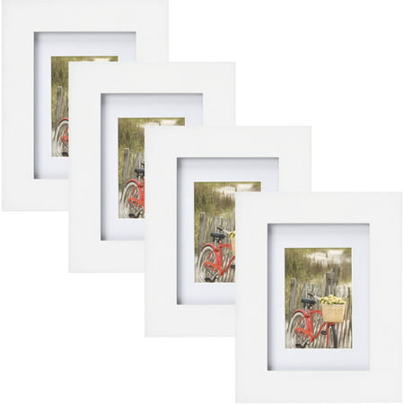 Mainstays Museum 5 X 7 Matted To 35 X 5 Picture Frame White