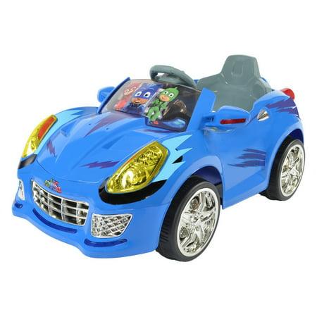 Rollplay PJ Masks Cat Car 6 Volt Battery Ride-On Vehicle