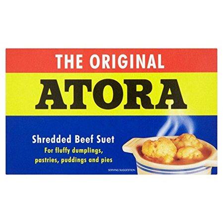 Atora Shredded Beef Suet 200g - Pack of 6