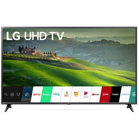 """LG 60"""" Class 4K (2160) HDR Smart LED UHD TV 60UM6900PUA"""