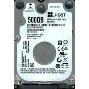 HTS545050B7E660 P/N: 1W10013 DCM: HHMTJAK F/W: 01.01A01 HGST 500GB