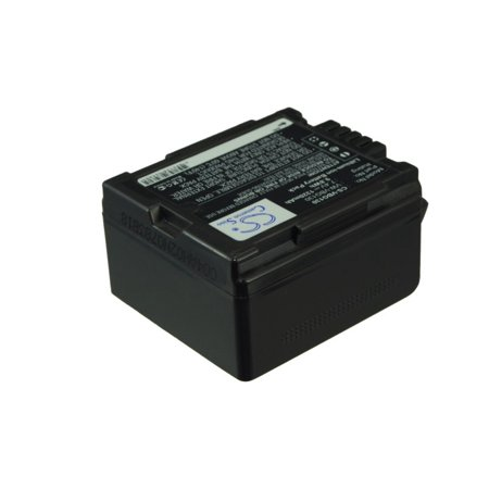 Cameron Sino 1320mAh Battery Compatible With Panasonic HDC-SD9, HDC-HS9, HDC-SD5, HDC-SD1, HDC-SX5, SDR-H60, SDR-H40, SDR-H50, SDR-H41 and others