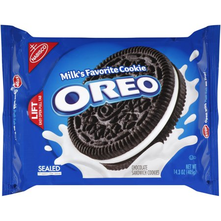 Oreo Cookies  Chocolate  14 3 Oz