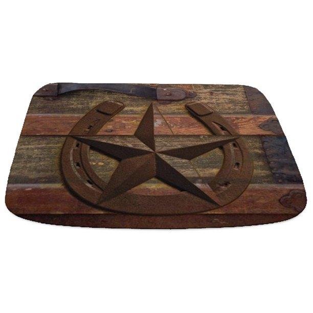 Western Horseshoe Texas Star