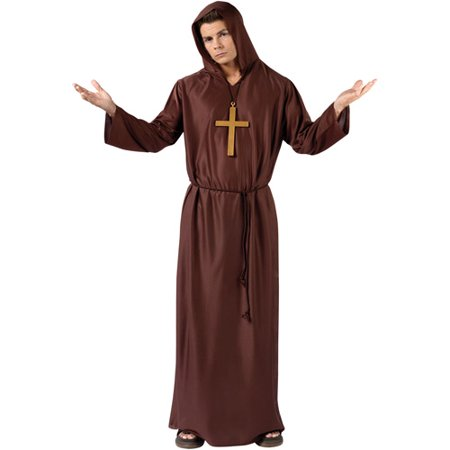 Monk Adult Halloween Costume - Mr Brown Halloween Costume