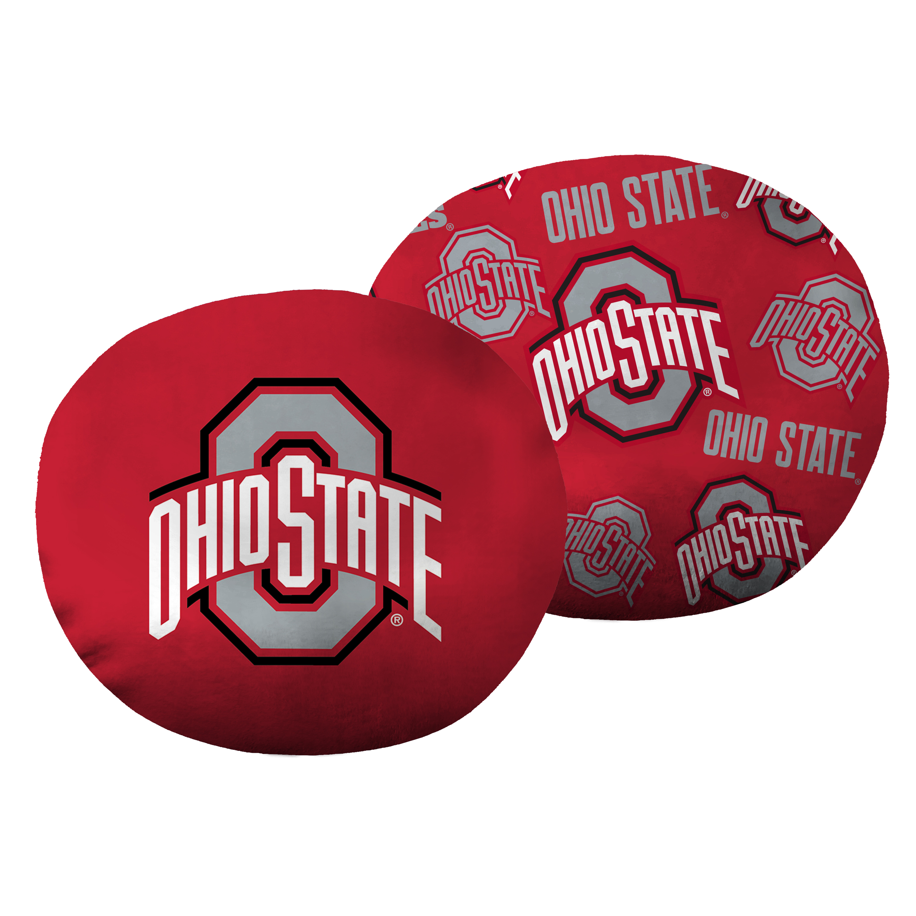"NCAA Ohio State Buckeyes 11"" Cloud Pillow, 1 Each"