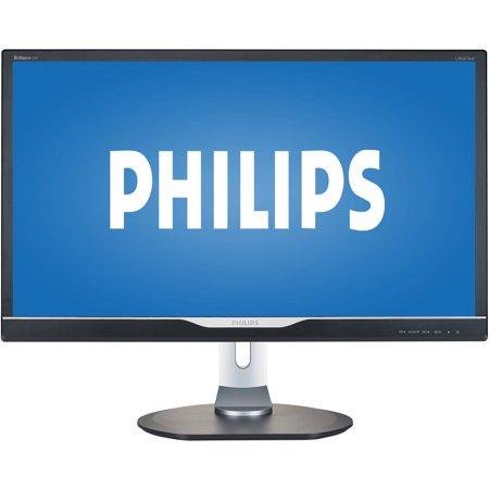 "Philips Monitor 28"" 4K UHD 3840x2160 Res 1ms 50M:1 300 cd m2 Brightness VGA DVI-D HDMI (MHL) DisplayPort... by"