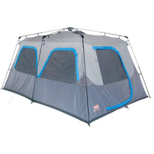 Coleman 2000012702 14 X 10 Foot 10 Person Instant Cabin Tent  sc 1 st  Walmart & Coleman 2000012702 14 X 10 Foot 10 Person Instant Cabin Tent ...