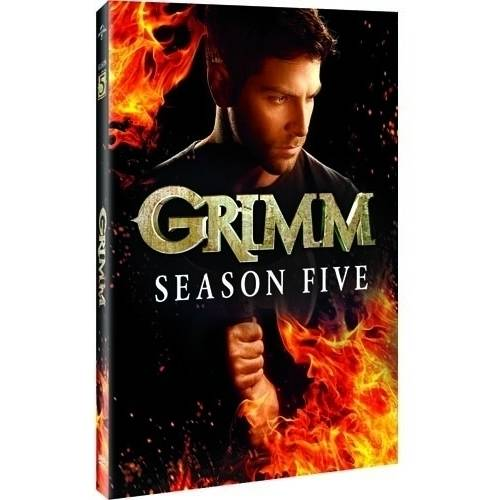 Grimm: The Complete Fifth Season