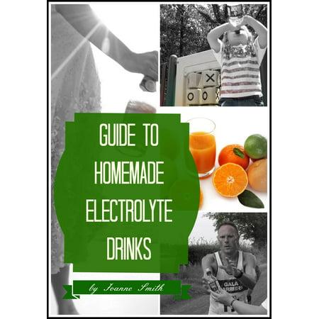 Guide to Homemade Electrolyte Drinks - eBook](Homemade Halloween Drinks)