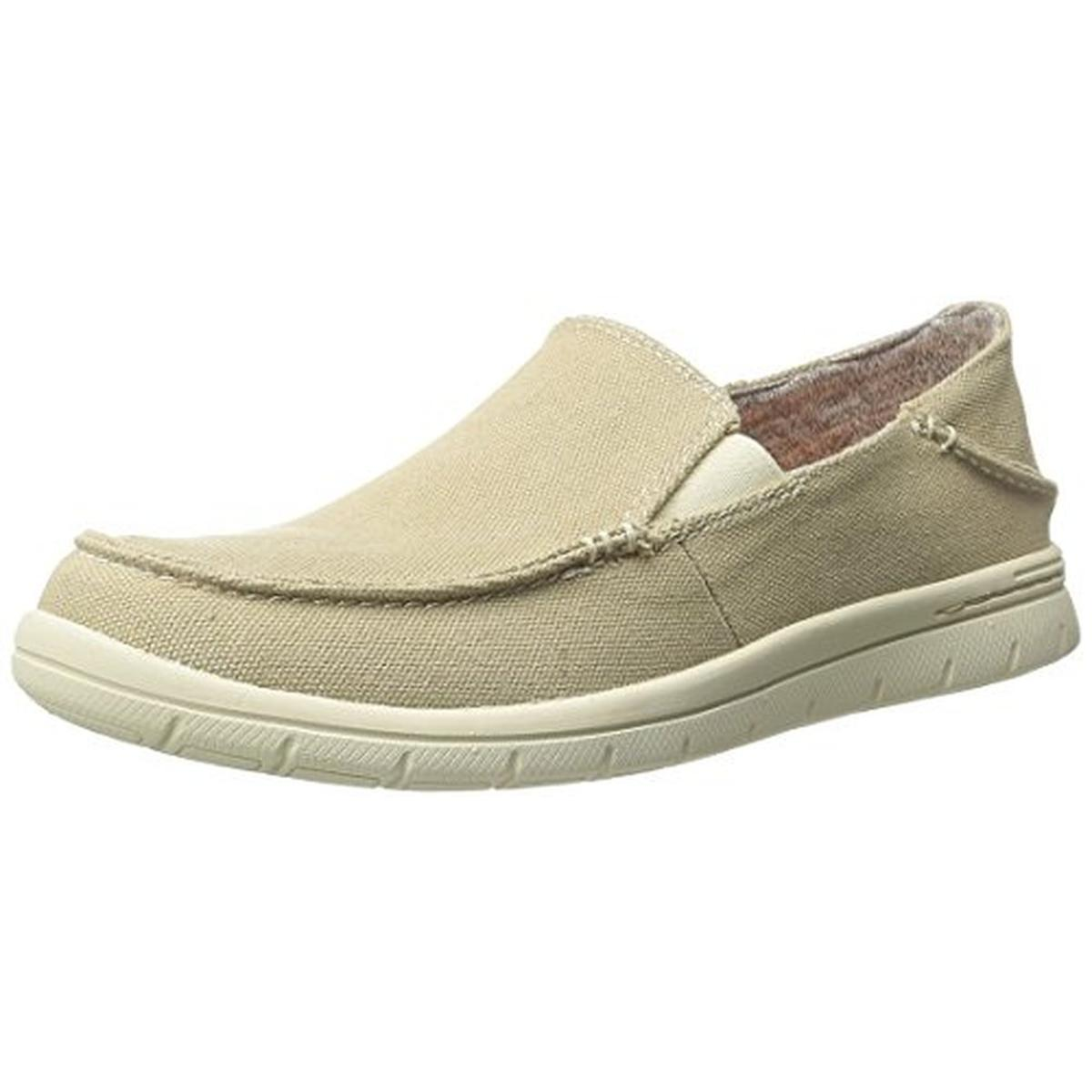 Dockers Mens Ravello Canvas Memory Foam Casual Shoes by Dockers
