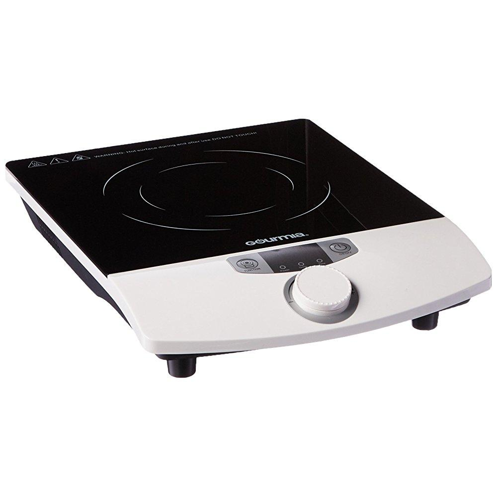 Gourmia GIC 100 Multifunction Portable 1800W Induction Cooker ...