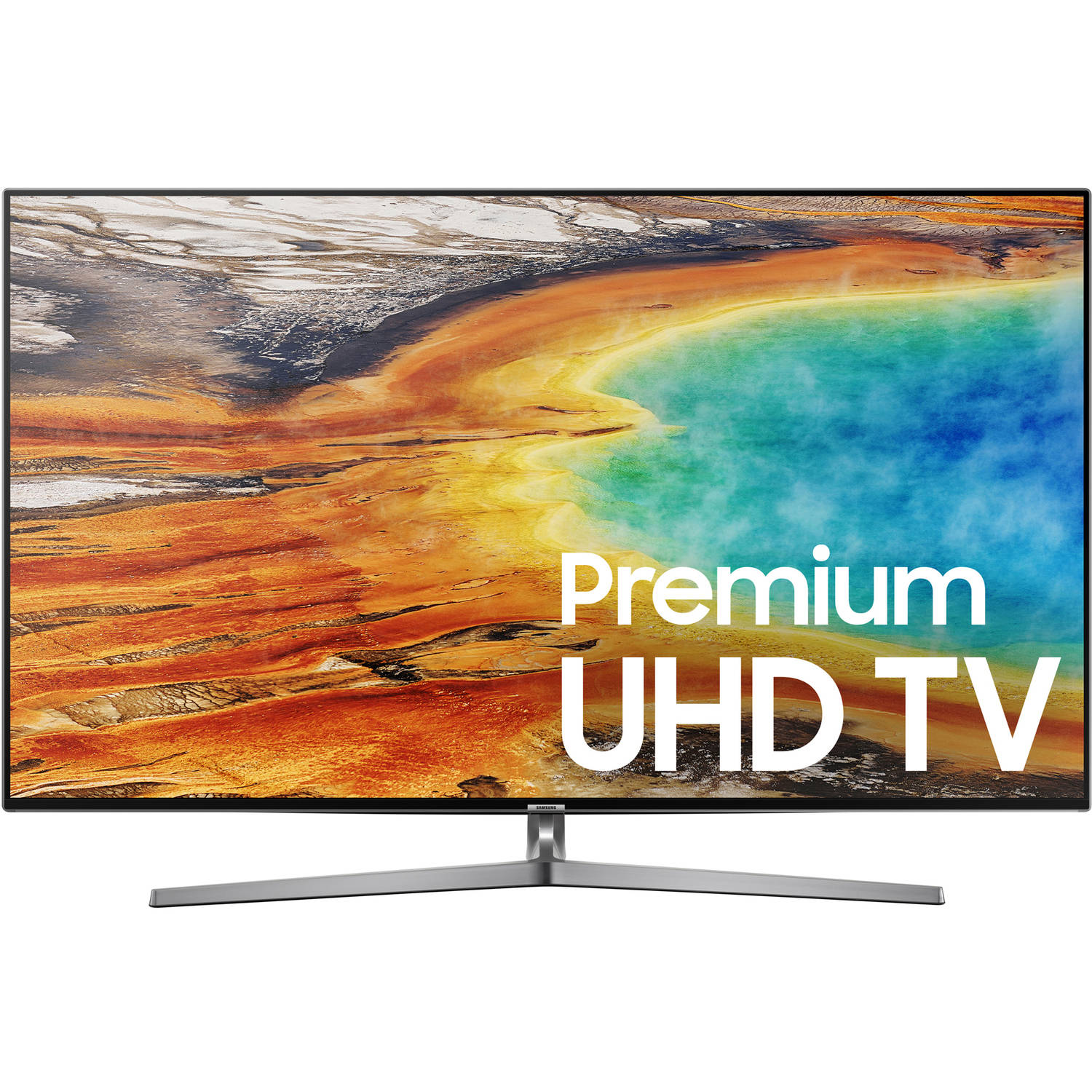 "SAMSUNG 55"" Class 4K (2160P) Ultra HD Smart LED TV (UN55MU9000FXZA)"